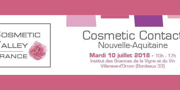 Cosmetic Contact 10 juillet 2018